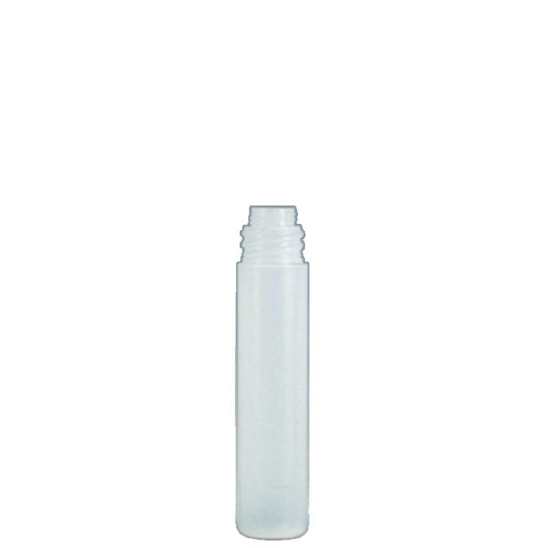 Flacone cilindrico per colla liquida 35 ml HDPE, collo 21 mm, linea NAIROBI