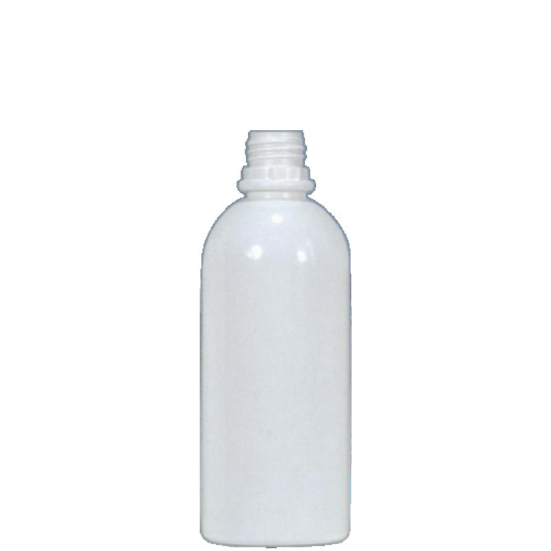 Round bottle 250 ml PVC, neck 22 mm, style BERNA