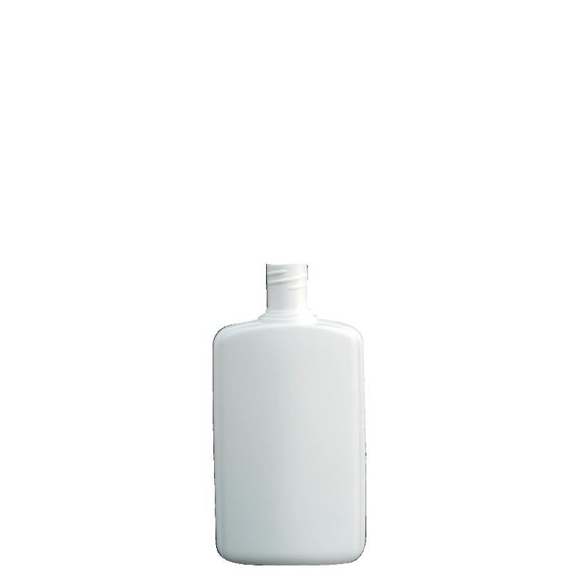 Flacone sagomato 100ml HDPE/PP, collo 20mm, linea PARIGI (Reale)