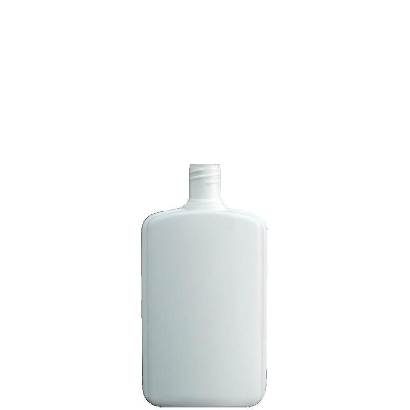 Flacone sagomato 150 ml HDPE/PP, collo 20mm, linea PARIGI