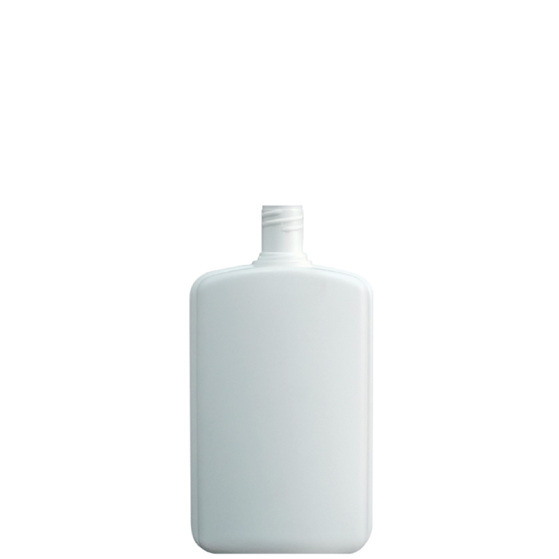 Flacone sagomato 200ml HDPE/PP, collo 20mm, linea PARIGI