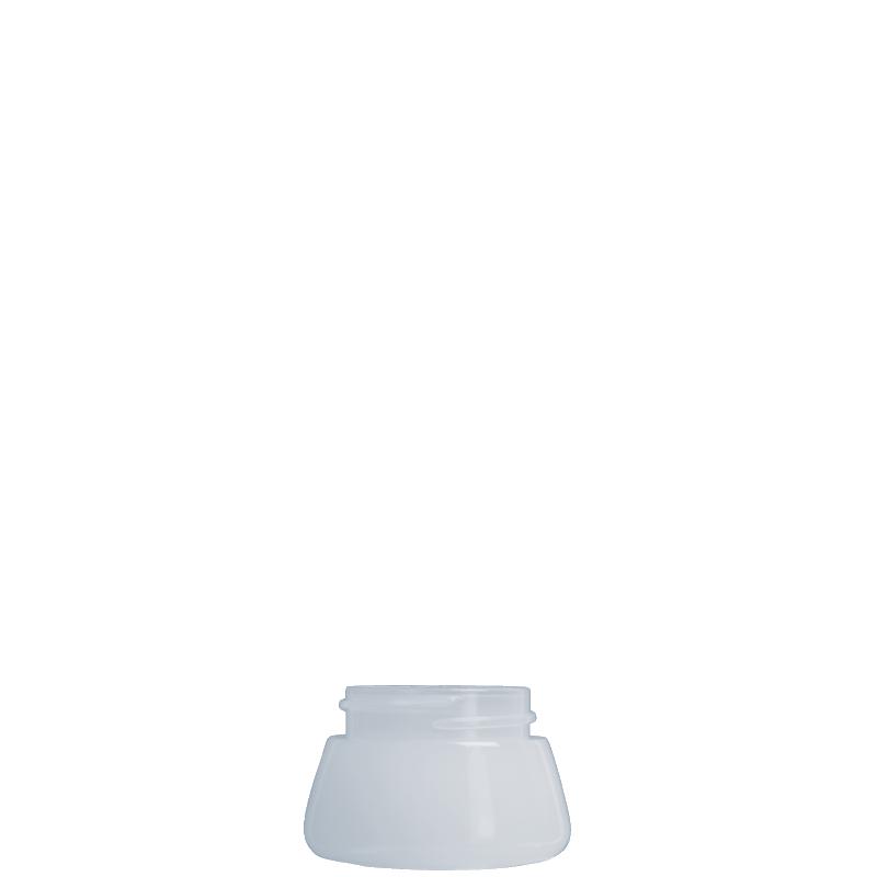 Vaso circolare 30 ml PP, collo 45/400, linea MELBOURNE