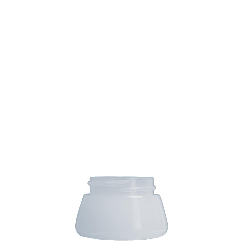 Vaso circolare 50 ml PP, collo 53/400, linea MELBOURNE
