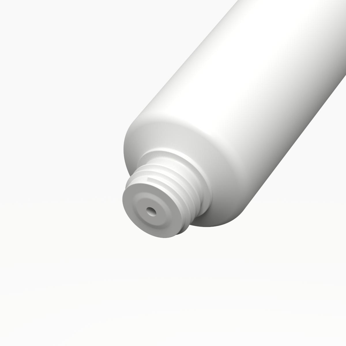 Tubo cilindrico ø19 PE, bocchello M11