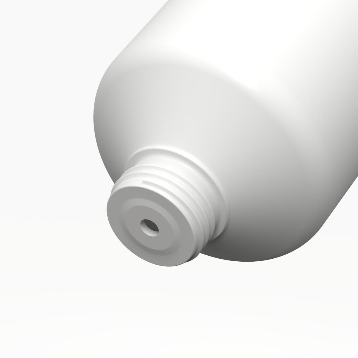 Tubo cilindrico ø35 PE, bocchello M15
