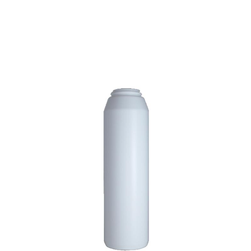 Powder bottle 300 ml HDPE, neck 30mm, style GOA