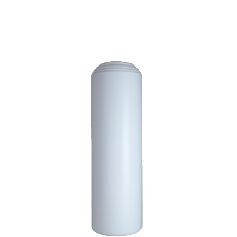 Powder bottle 500 ml HDPE, neck 30mm, style GOA