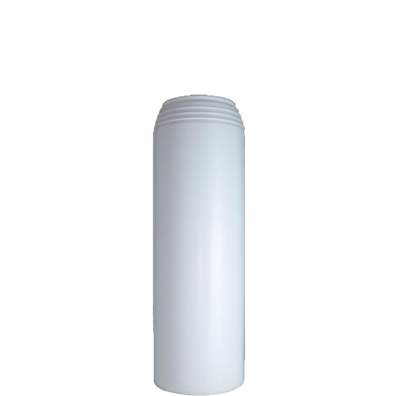 Powder bottle 700 ml HDPE, neck 45mm, style GOA