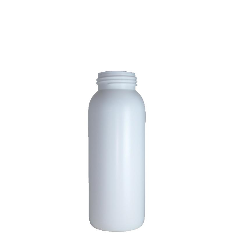 Cylindrical bottle 500 ml HDPE/COEX, neck DIN50TI, style ZANZIBAR
