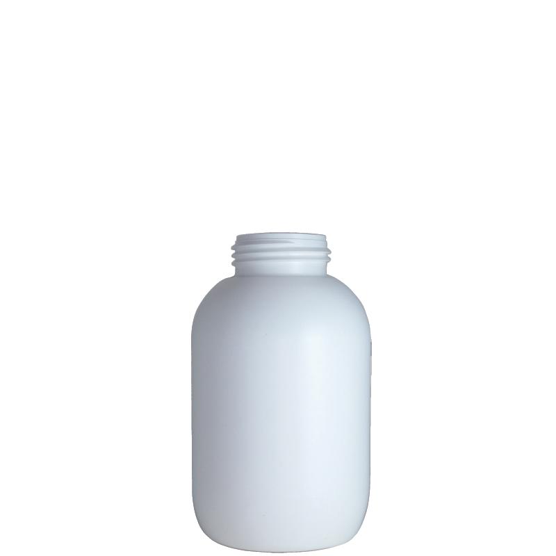 Cylindrical bottle 700 ml HDPE/COEX, neck DIN50TI, style ZANZIBAR