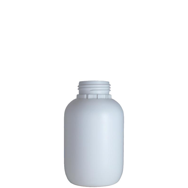 Cylindrical bottle 700 ml HDPE/COEX, neck DIN50TE, style ZANZIBAR