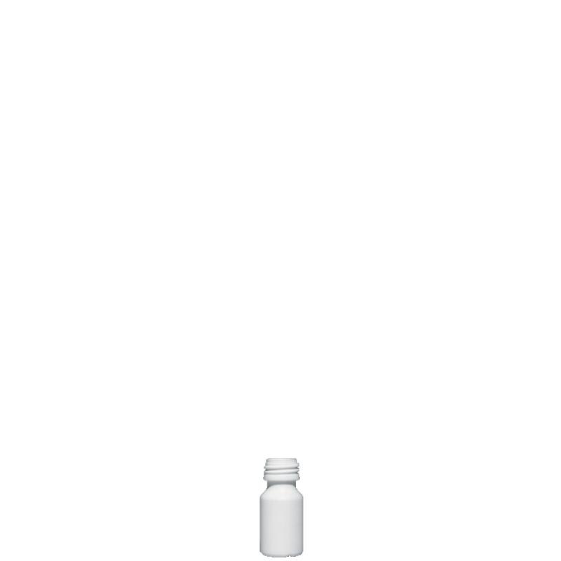 Fiala cilindrica 5 ml HDPE, collo PFP18, linea ZANZIBAR (Reale)