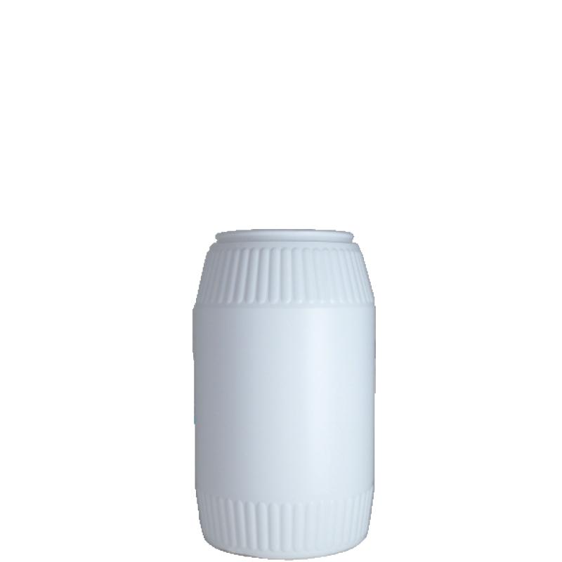 Powder bottle 800 ml HDPE, neck 60mm, style GOA