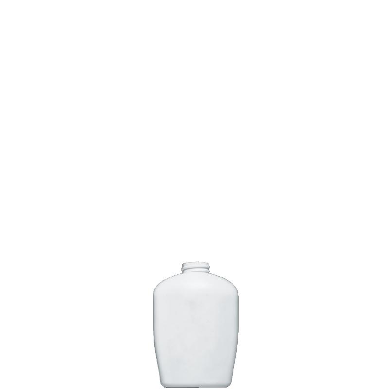 Flacone sagomato 300 ml HDPE, collo 28/400, linea TALLIN