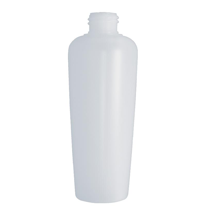 Flacone semi-conico 200 ml, HDPE, collo 24/410, linea MAIORCA