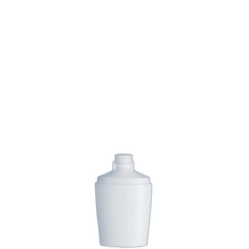 Flacone ovale 30 ml HDPE/PP, collo snap-on, linea IBIZA