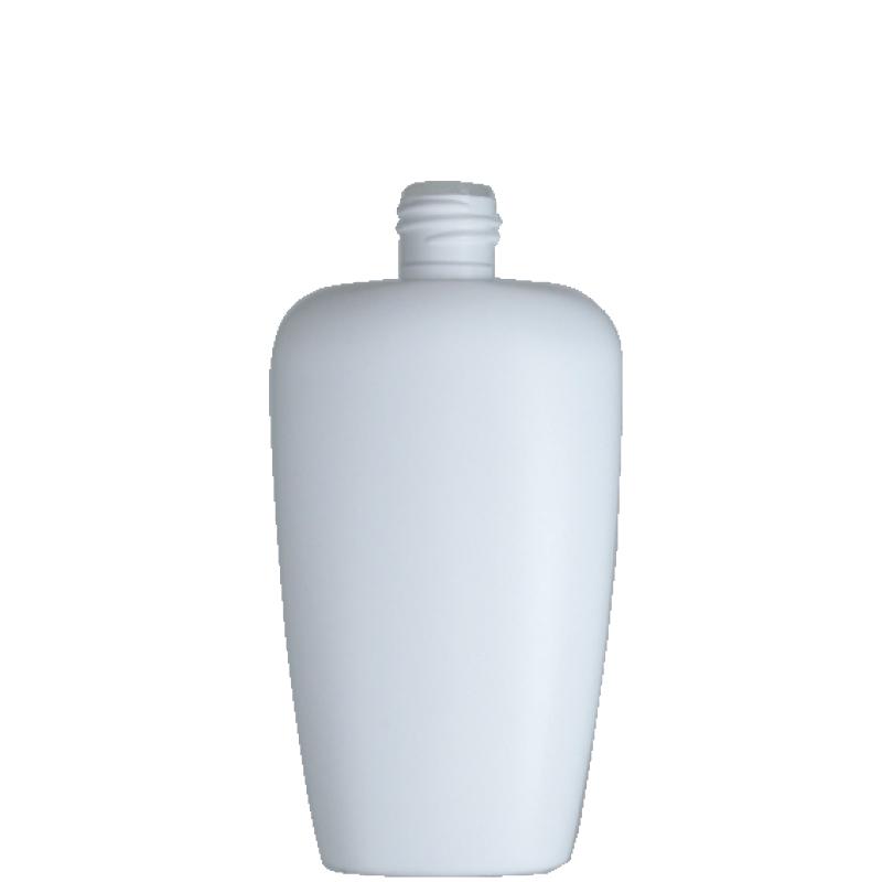Flacone trapezoidale 200 ml HDPE/PP, collo 20/415, linea FIRENZE
