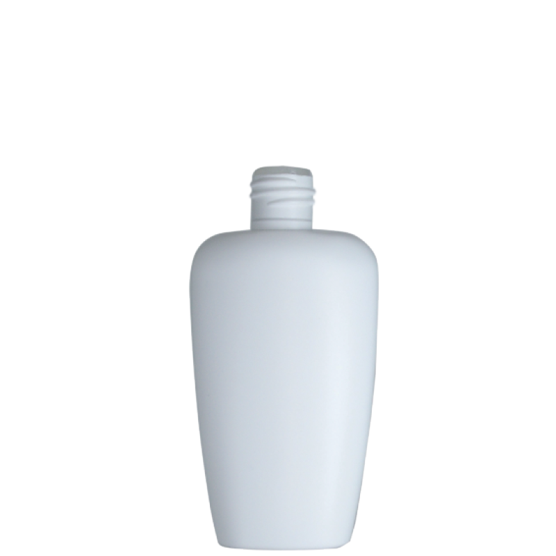 Flacone trapezoidale 150 ml HDPE/PP, collo 20/415, linea FIRENZE