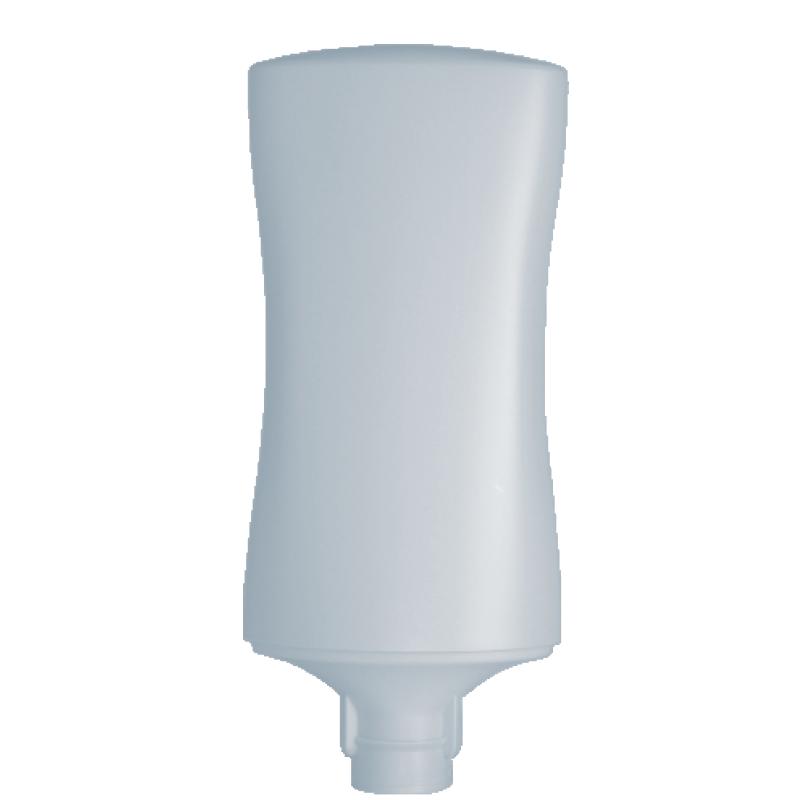 Flacontubo 200 ml HDPE/PP, collo snap-on, linea STOCCOLMA