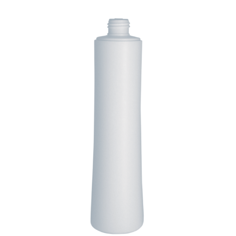 Flacone conico 300 ml HDPE/PP, collo 24/410, linea SHANGHAI