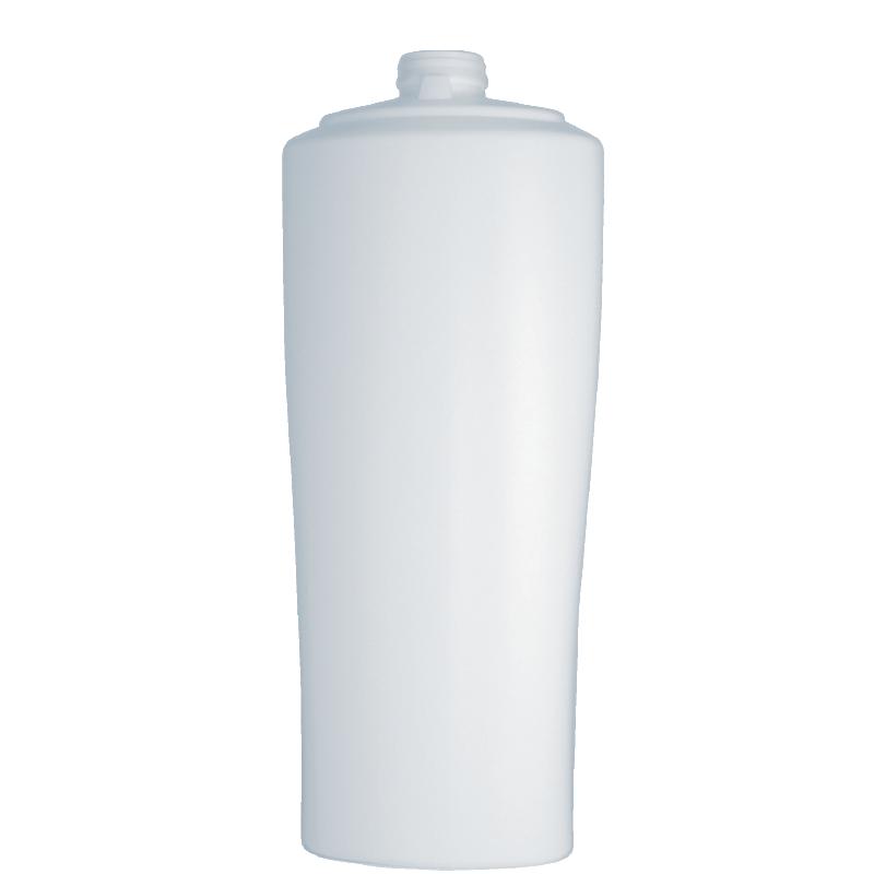 Flacone sagomato 400 ml HDPE, collo snap-on, linea BELGRADO