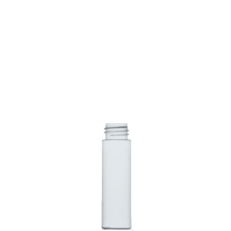 Flacone circolare 75 ml PVC, collo 28/410, linea ISCHIA