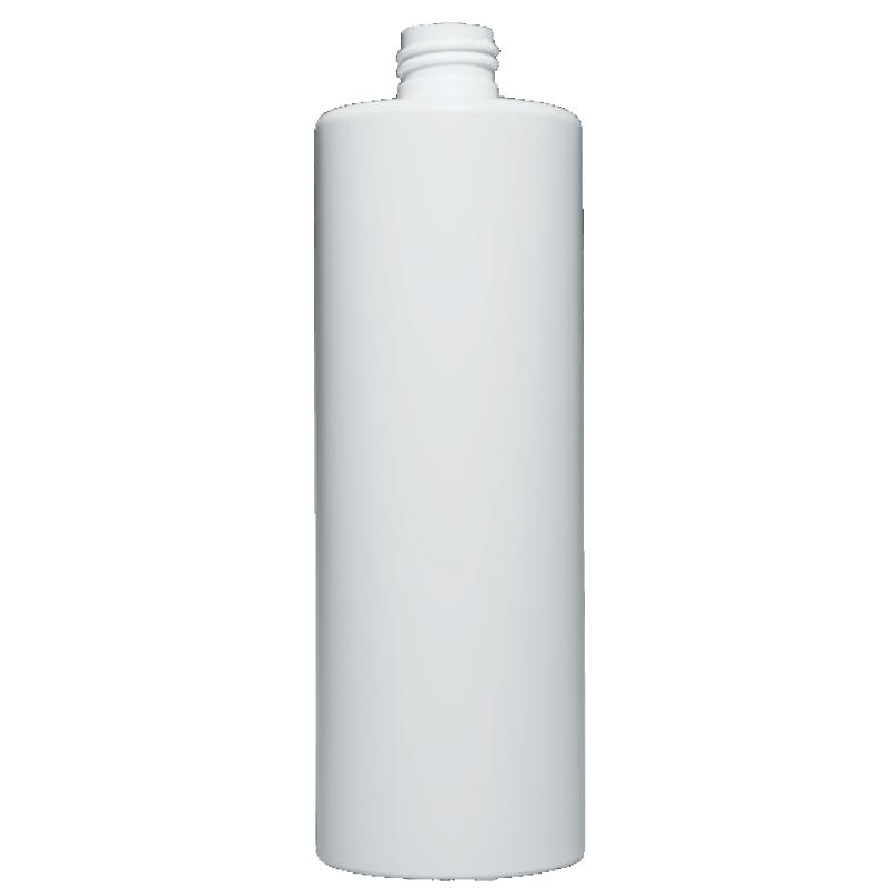 Flacone circolare 1000 ml HDPE/PP, collo 28/410, linea NEW YORK