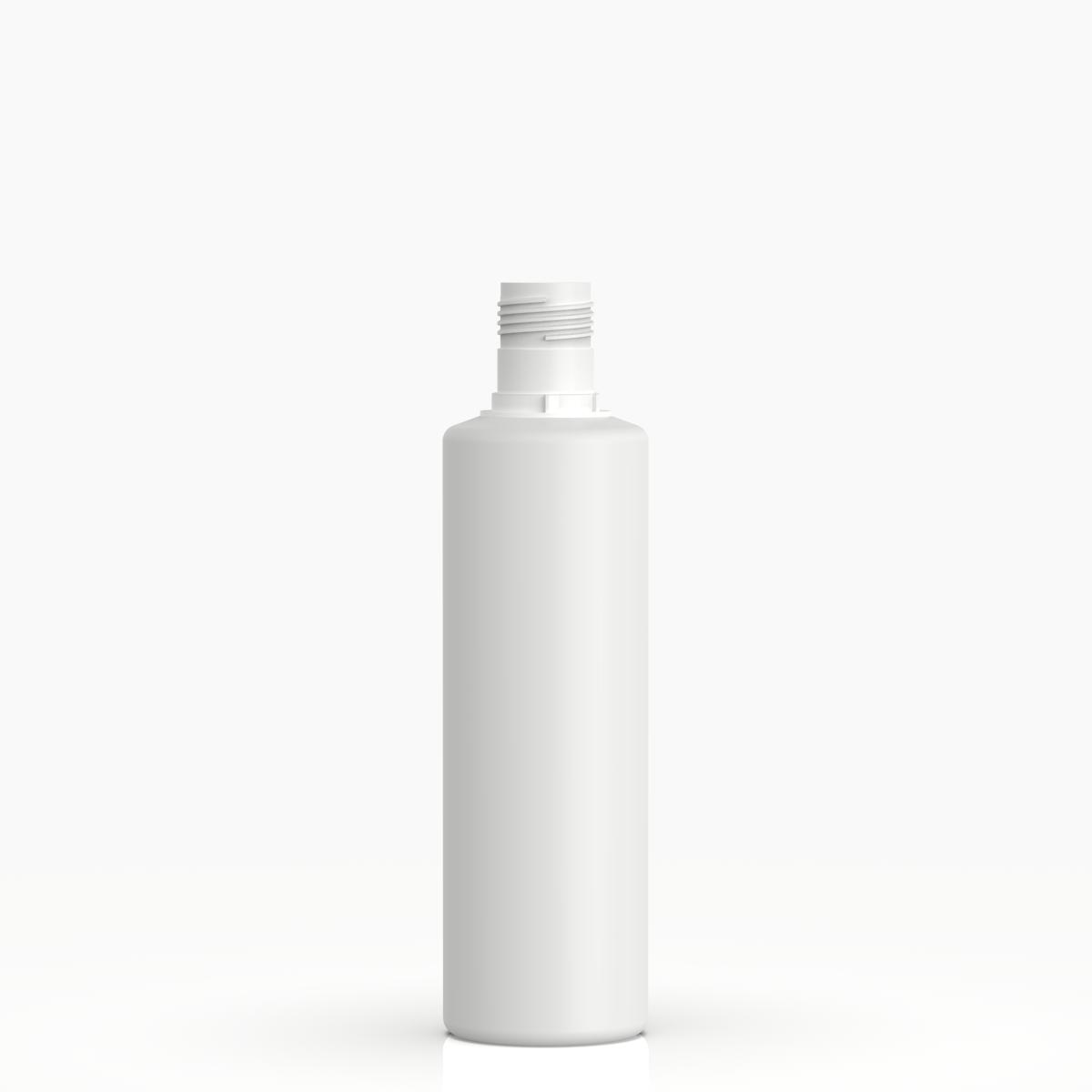 Cylindrical bottle 500 ml HDPE, neck 30mm, style FLOREANA