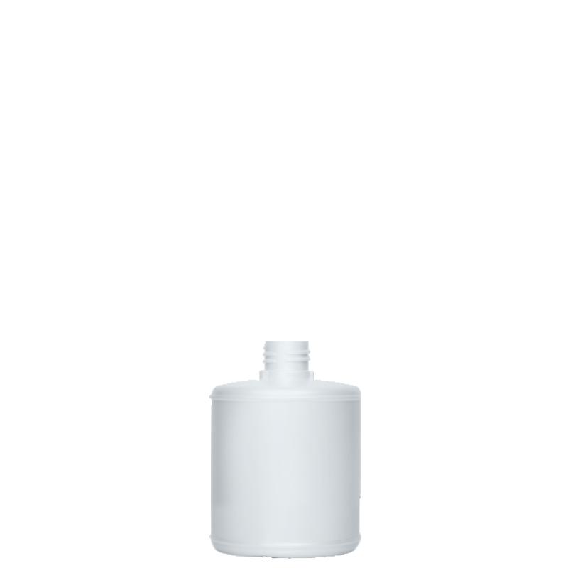 Cylindrical bottle 500 ml HDPE/COEX, neck 28TE, style ANTIGUA