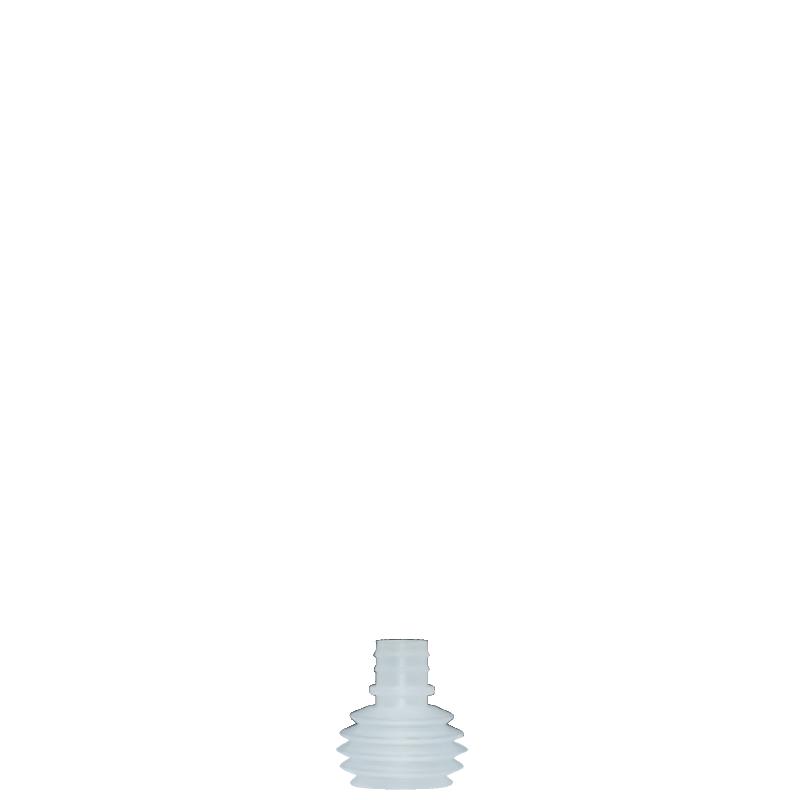 Enema bottle 15 ml PP, neck snap-on, style BASILEA