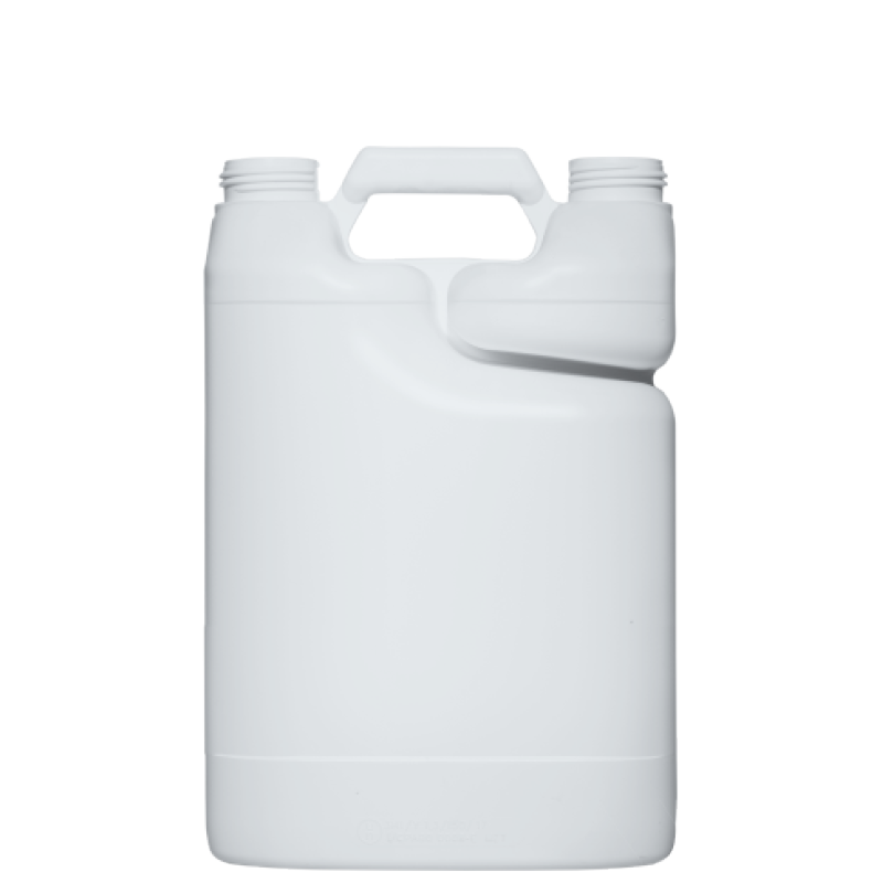Twin-pack 7,5 lt + 750 ml HDPE/COEX, neck DIN50TI, style MADAGASCAR