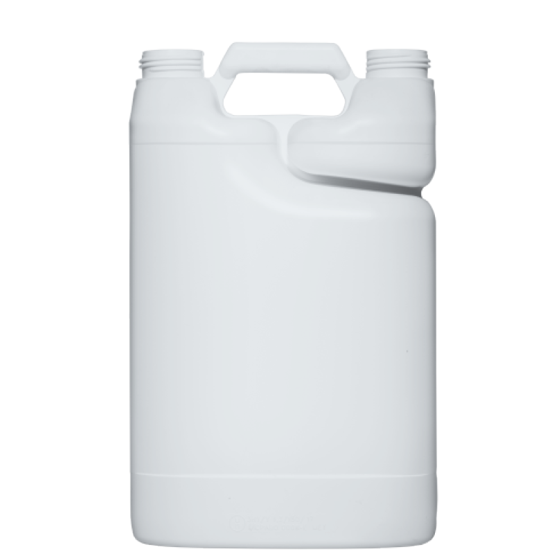 Twin-pack 8,5 lt + 750 ml HDPE/COEX, neck DIN50TI, style MADAGASCAR (Real)