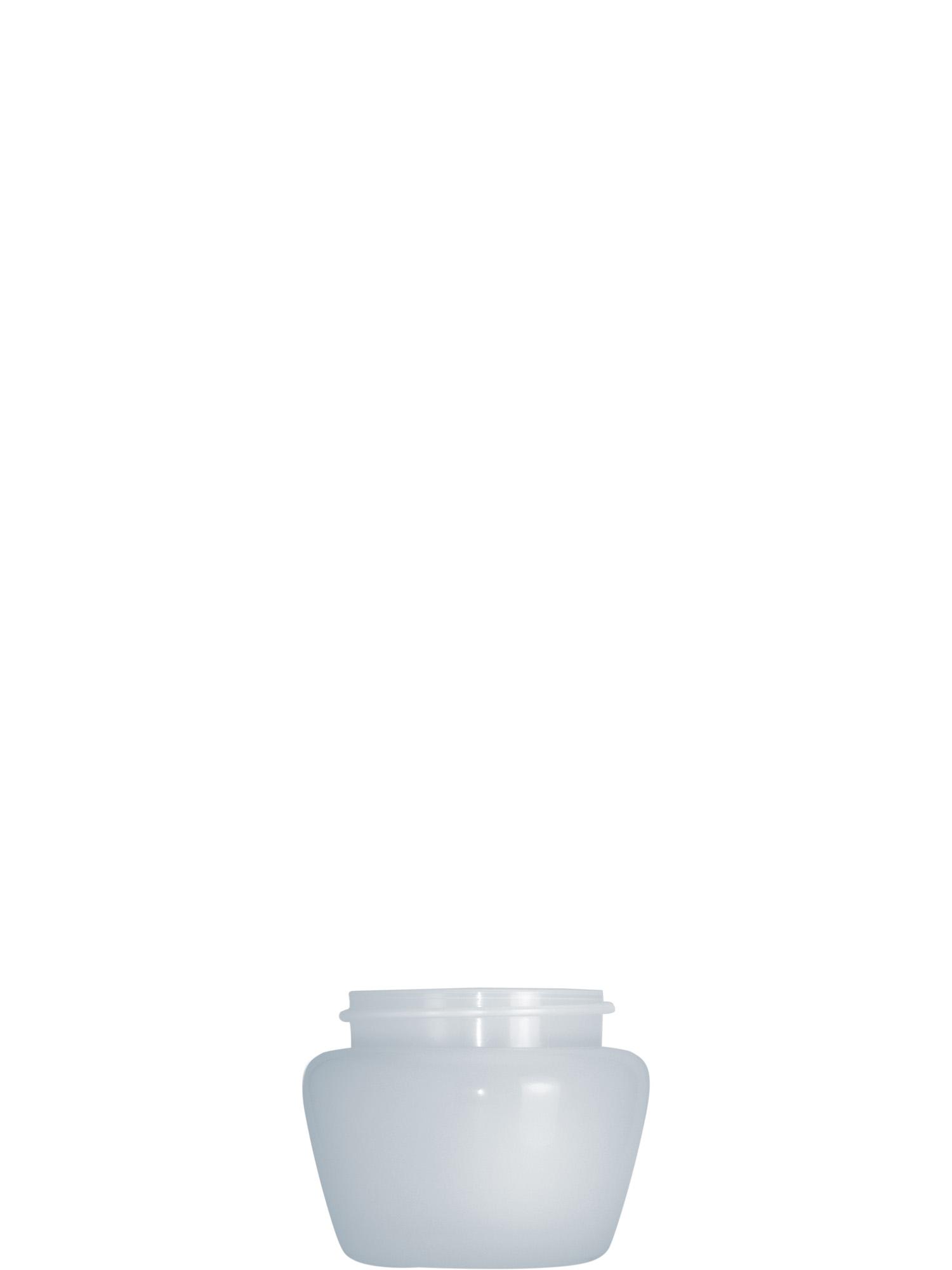 Vaso circolare 50 ml PP, collo 53/400, linea FIRENZE