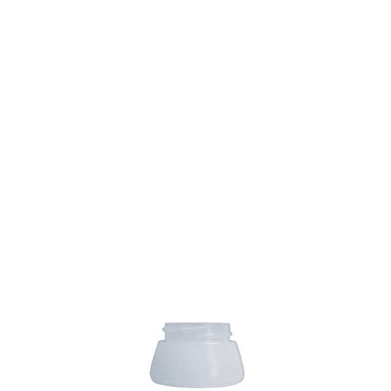 Vaso circolare 15ml PP, collo 38/400, linea MELBOURNE