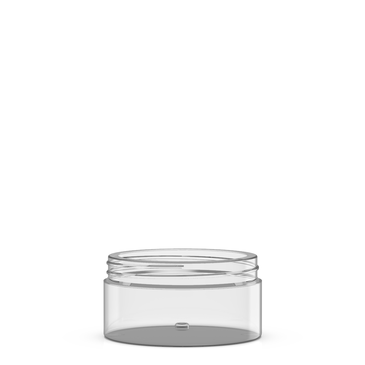 Vaso cilindrico 250 ml PETG, collo ø100, linea MANHATTAN